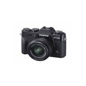 Fujifilm X X-T30 + XC 15-45mm, 26,1 MP, 6240 x 4160 pixel, CMOS, 4K Ultra HD, Touchskærm, Sort