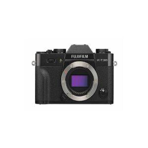 Fujifilm X X-T30 Body, 26,1 MP, 6240 x 4160 pixel, CMOS, 4K Ultra HD, Touchskærm, Sort
