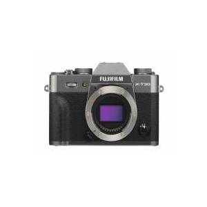 Fujifilm X X-T30 Body, 26,1 MP, 6240 x 4160 pixel, CMOS, 4K Ultra HD, Touchskærm, Anthracit