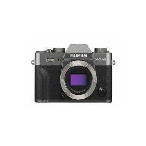Fujifilm X X-T30 Body, 26,1 MP, 6240 x 4160 pixel, CMOS, 4K Ultra HD, Touchskærm, Anthracit