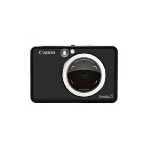 Canon Zoemini S - Digitalkamera - kompakt med PhotoPrinter - 8.0 MP - Bluetooth, NFC - mat sort