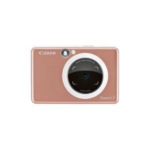Canon Zoemini S - Digitalkamera - kompakt med PhotoPrinter - 8.0 MP - Bluetooth, NFC - roseguld