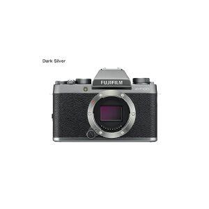 Fujifilm X X-T100, 24,2 MP, 6000 x 4000 pixel, CMOS, 4K Ultra HD, Touchskærm, Sort, Sølv