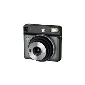 Fujifilm Instax SQUARE SQ6 - Instant kamera - objektiv: 65.75 mm grafitgrå