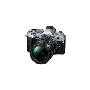 Olympus OM-D OMD E-M5 III + 12-40mm F2.8, 20,4 MP, 5184 x 3888 pixel, Live MOS, 4K Ultra HD, Touchskærm, Sort