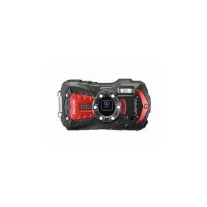 Ricoh WG 60 rot - Spiegelreflexkamera - 16 MP, 16 MP, 4608 x 3456 pixel, CCD, 5x, Fuld HD, Rød