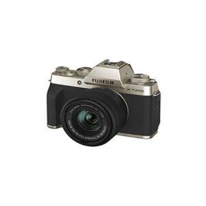 Fujifilm X X-T200, 24,2 MP, CMOS, 4K Ultra HD, Berøringsskærm, 321 g, Sort, Guld
