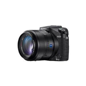Sony Cyber-shot DSC-RX10 - Digitalkamera - kompakt - 20.2 MP - 8.3x optisk zoom - Carl Zeiss - trådløst netværk, NFC - sort