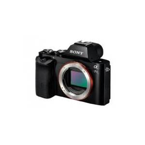 Sony a7s ILCE-7S - Digitalkamera - spejlløst - 12.2 MP - Full Frame - 1080p / 60 fps - kun kamerahus - Wi-Fi, NFC - sort