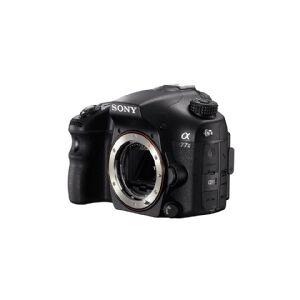 Sony a77 II ILCA-77M2M - Digitalkamera - SLR - 24.3 MP - APS-C - 7.5x optisk zoom DT 18-135 mm objektiv - Wi-Fi, NFC - sort
