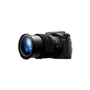 Sony Cyber-shot DSC-RX10 III - Digitalkamera - kompakt - 20.1 MP - 4K / 30 fps - 25x optisk zoom - Carl Zeiss - Wi-Fi, NFC - sort