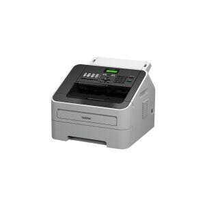 Brother FAX-2940 - Multifunktionsprinter - S/H - laser - op til 20 spm (kopiering) - op til 20 spm (udskriver) - 250 ark - 33.6 Kbps - USB