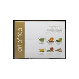 B.K.I. KAFFE A/S Te Assorteret æske Art of Tea 30breve/pak - (30 stk.)