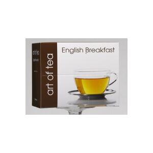 B.K.I. KAFFE A/S Te English Breakfast Art of Tea 30 breve/pak - (30 stk.)