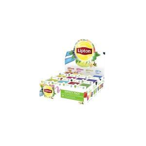 Lipton Te Lipton Assorteret 12x15 breve,12 pk x 15 brv/krt