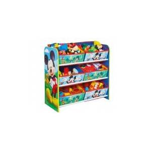Worlds Apart 471MKS, Toy storage shelves, Flerfarvet, Fritstående, Image, Cartoon pattern, Rektangulær