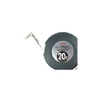 Tajima Trading ApS Tajima 20m Pocket fig 4  kl 1 Rustfrit stål