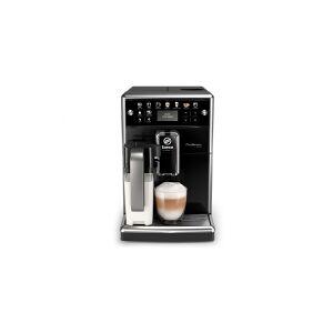 Saeco SM5573/10, Espressomaskine, 1,8 L, Kaffebønner, Malet kaffe, Indbygget kværn, Sort, Rustfrit stål