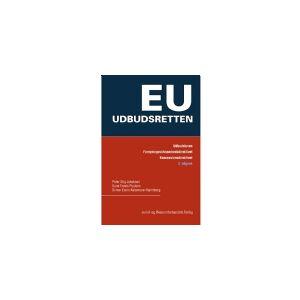 CSBOOKS EU Udbudsretten 3. udg.   Sune Troels Poulsen, Peter Stig Jakobsen & Simon Evers Kalsmose-Hjelmborg