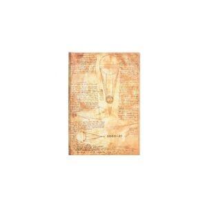 PaperBlanks Book calendar mini 2020-2021 Sun & Moonlight