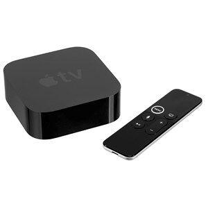 Apple TV 4K 64 GB Wi-Fi Ethernet LAN Sort 4K Ultra HD