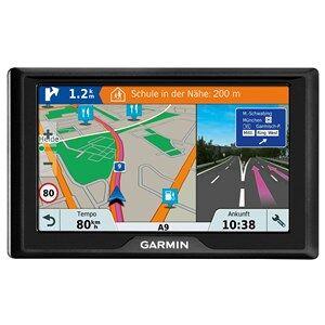 "Garmin Drive 51 LMT-S navigator 12,7 cm (5"") Berøringsskærm TFT Fastgjort Sort 170,8 g"