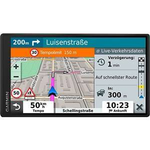 "Garmin DriveSmart 55 EU MT-S navigator 14 cm (5.5"") Berøringsskærm TFT Fastgjort Sort 151 g"