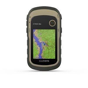 Garmin eTrex 32x GPS tracker Personligt Sort, Grøn 8 GB