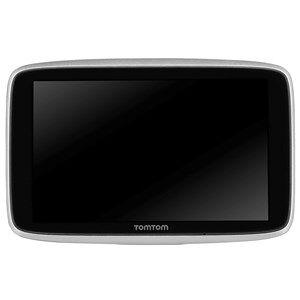 """TomTom Go Premium 6 navigator 15,2 cm (6"""") Berøringsskærm Fastgjort Sort, Grå"""