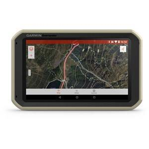 "Garmin Overlander navigator 17,8 cm (7"") Berøringsskærm TFT Fastgjort Sort 437 g"