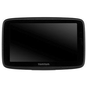 "TomTom GO Professional 520 navigator 12,7 cm (5"") Berøringsskærm Fastgjort Sort, Grå"