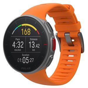 "Polar Vantage V smartwatch Sort 3,05 cm (1.2"") GPS (satellit)"