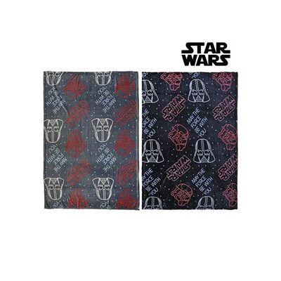 STAR WARS Fleecetæppe Star Wars 73364 (120 x 160 cm) Grå - Bæreseler og Babyslynge - STAR WARS