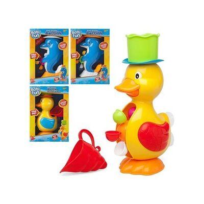 BigBuy Fun Sæt med legetøj til badeværelset +18M 111394 - Bæreseler og Babyslynge - BigBuy Fun
