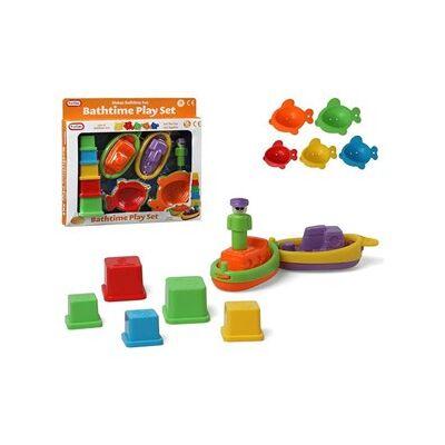 BigBuy Kids Sæt med legetøj til badeværelset +18M 115094 - Bæreseler og Babyslynge - BigBuy Kids