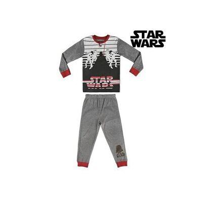 STAR WARS Nattøj Børns Star Wars 72300 Sort 8 år - Børnetøj - STAR WARS