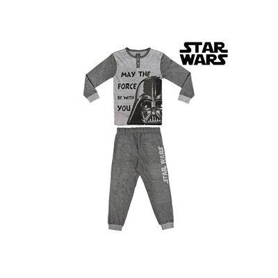 STAR WARS Nattøj Børns Star Wars Grå 8 år - Børnetøj - STAR WARS