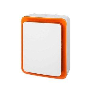 S&P Vertikal varmeapparat S&P TL32 1800W Hvid Orange