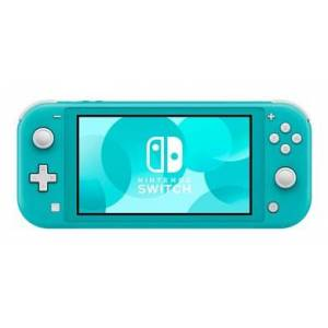 "Nintendo Switch Lite bærbar spilkonsol Turkis 14 cm (5.5"") Berøringsskærm 32 GB Wi-Fi"