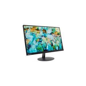 """Lenovo ThinkVision L24e 60,5 cm (23.8"""") 1920 x 1080 pixel Fuld HD LED Sort"""