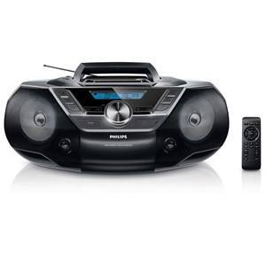 Philips Boombox CD/Radio/USB/Mp3