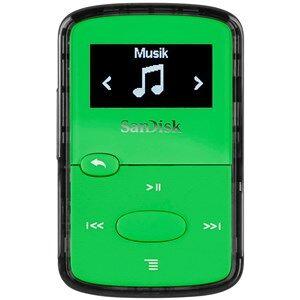 Hama SDMX26-008G-G46G MP3/MP4-afspiller MP3 afspiller Grøn 8 GB