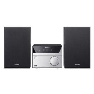 Sony Hi-fi Sony CMTS-BT20 Bluetooth 12W Sort