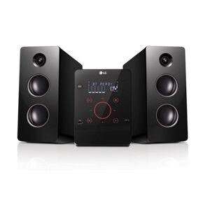 LG Hi-fi LG CM2760 Bluetooth 160W Sort