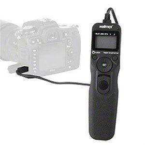 Walimex 17098 fjernbetjening Ledningsført Digitalt kamera Tryk på knapper