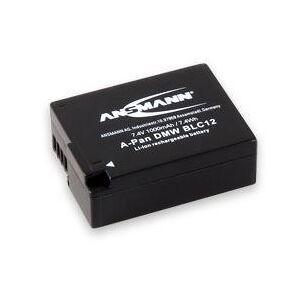 Ansmann 1400-0056 batteri til kamera/videokamera Lithium-Ion (Li-Ion) 1000 mAh