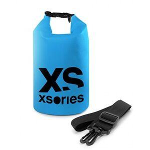 XSories Stuffler 8 L Brevtaske Nylon, PVC, Presenning Blå