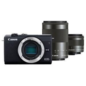 Canon EOS M200 MILC 24,1 MP CMOS 6000 x 4000 pixel Sort