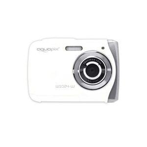 Easypix W1024 Kompakt kamera 10 MP CMOS 4608 x 3456 pixel Hvid