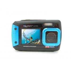 Easypix W1400 Active Kompakt kamera 14 MP CMOS 5184 x 3888 pixel Sort, Blå